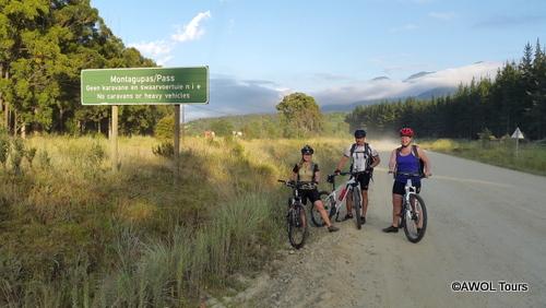 Garden Route MTB Montagu Pass