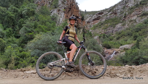 AWOL garden route mountain biking mountain passes