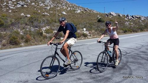 Cycling Garden Route