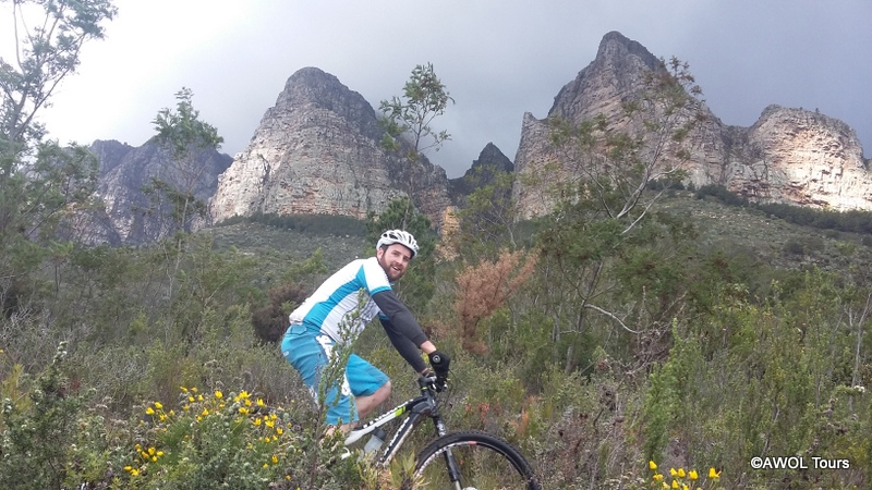 Mountain Biking trails in the Western Cape