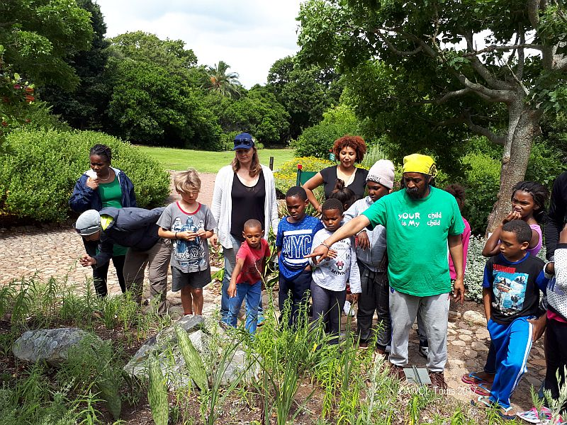 2017-12-13 kirstenbosch nature kids cape town