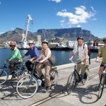 AWOL Bicycle tours in the V&A Waterfront