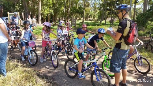 AWOL kids bike treasure hunt 1