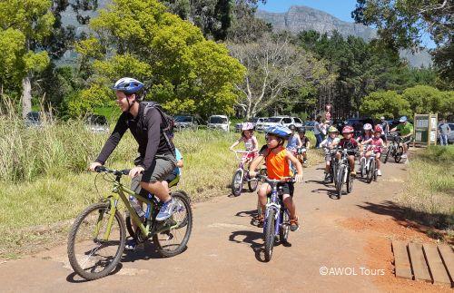 AWOL kids bike treasure hunt 2