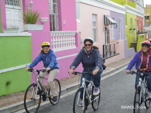 Bo-kaap city cycle tour