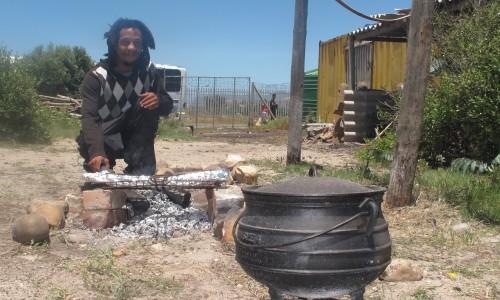 Cape Town Township tour vrygrond snoek braai