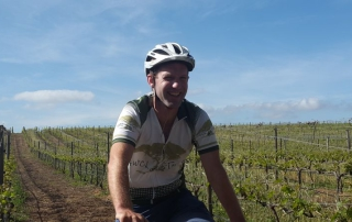 Constantia greenbelt cycling jeremy