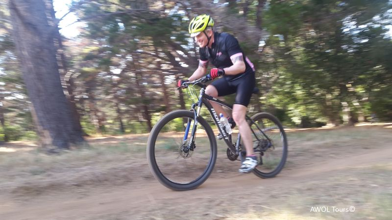 Constantia greenbelt cycling