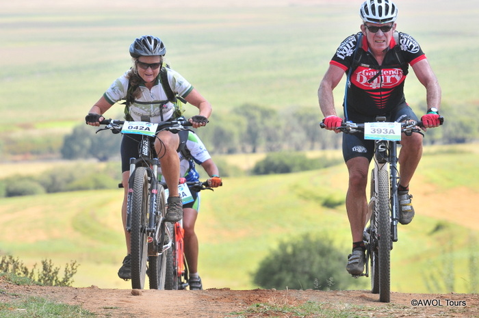 team awol going joberg2c Day 1 Karan Koppie