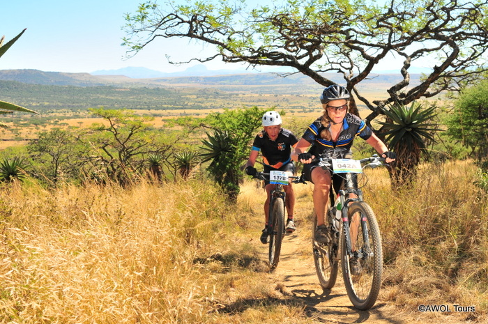 awol going joberg2c Day 4 Battlefied climb