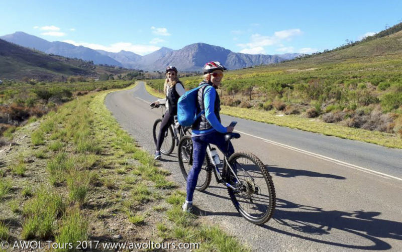 Franschhoek winter cycling (6)
