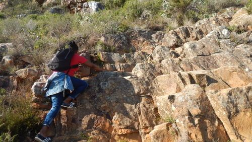 Hiking Kasteelspoort on Table Mountain (4)