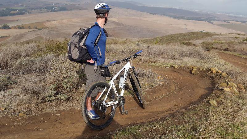 Meerendal mountian biking jeremy