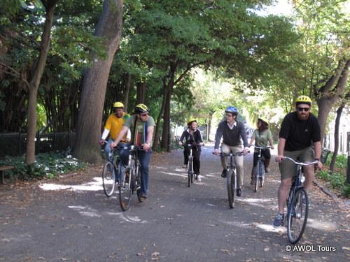 Mec Of Tourism Participates In Awol City Cycle Tour Awol