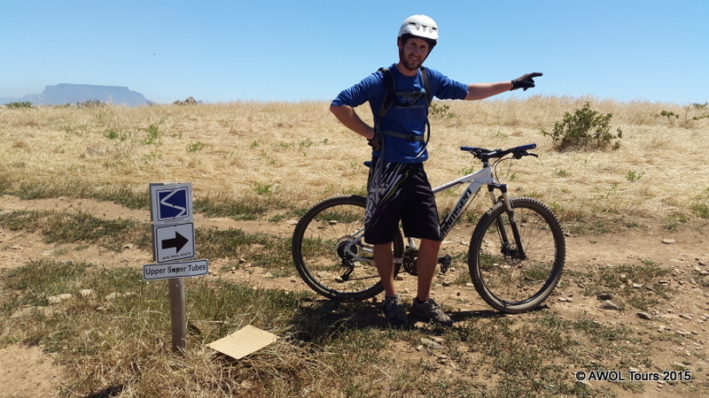 Mountain biking tours in Durbanville (1)