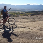 Paarl Rhebokskloof mountain biking