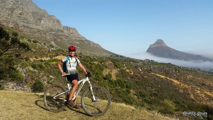 Table Mountain Ride