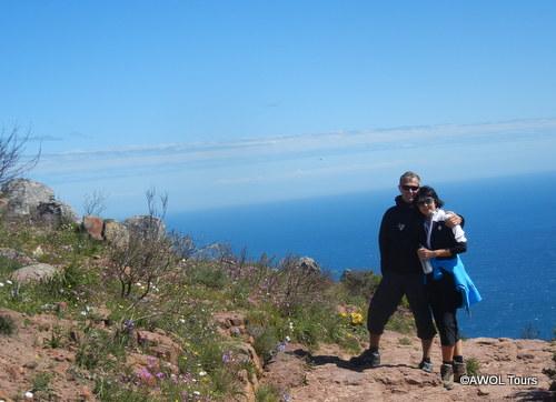Table Mountain hiking and biking tour Cape Town (12)