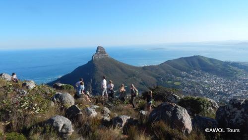 Table Mountain hiking and biking tour Cape Town (13)