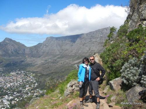 Table Mountain hiking and biking tour Cape Town (9)