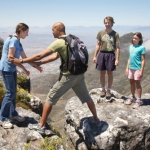 Table Mountain hiking tour guide
