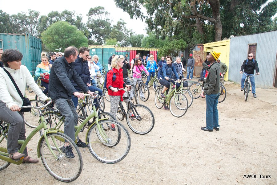 Township bicycle tour Gebeco (21)