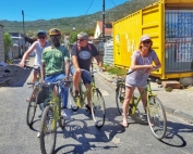 Township bicycle tours william