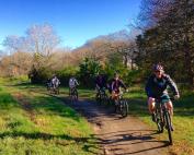 AWOL Tours winelands constantia cycling tour