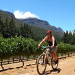 Winelands cycling Meike