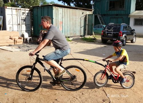 bicycle kids trailer township