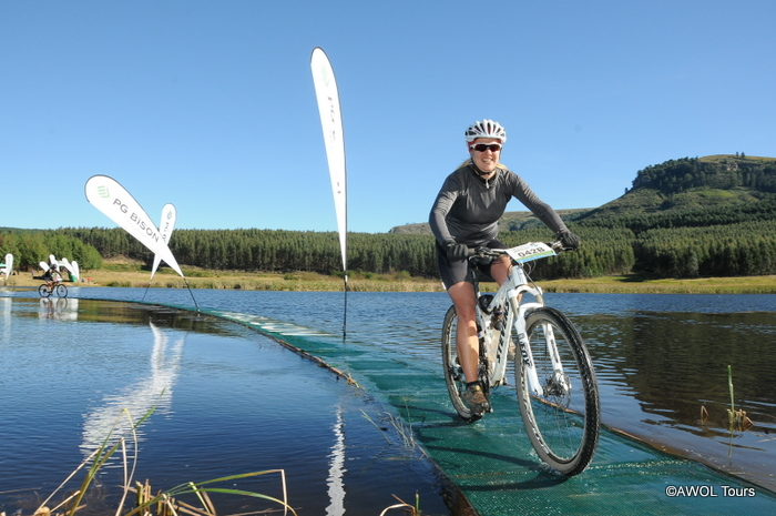 awol going joberg2c day 7 floating bridge