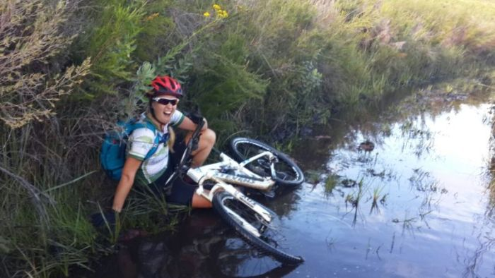 j2c garden route recce mountain biking meike fall