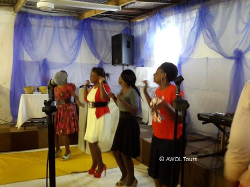 serge township gospel tour