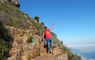 zizi hiking tour kasteelspoort gorge cape town