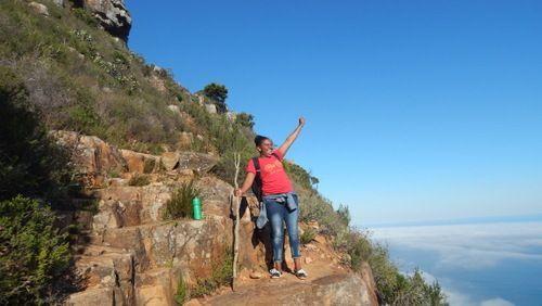 zizi hiking tour kasteelspoort gorge cape town